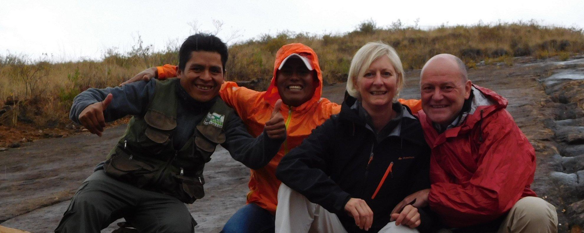 Hoogtepunt het Nationaal park Toro Toro<span>.<span>