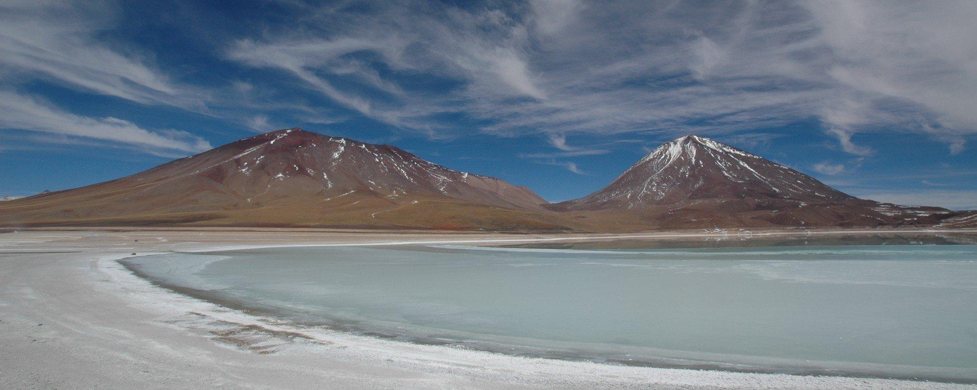 Hoogtepunt: jeeptocht bij Salar de Uyuni<span>.<span>